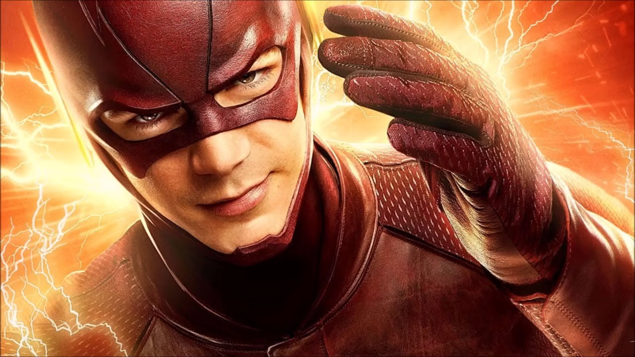 the flash theme song 1 hour