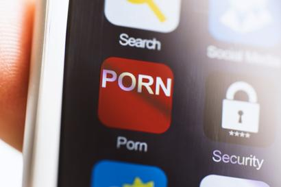 is watching porn illegal
